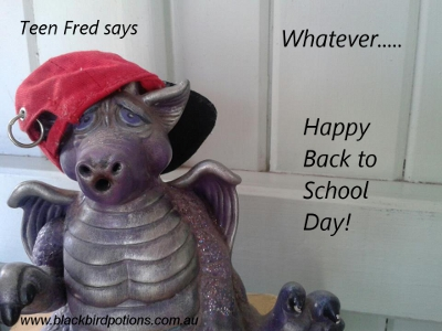 Fred says 'Whatever'