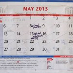 The Sacred Homemaker: Scheduling – using a Calendar